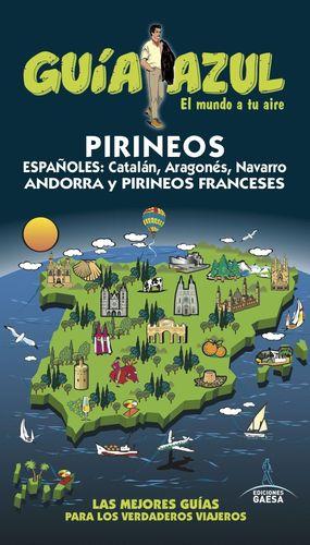 PIRINEOS (GUIA AZUL) 2016