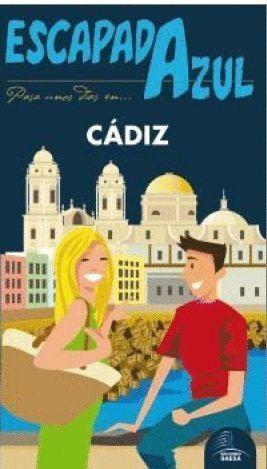 CADIZ ESCAPADA AZUL