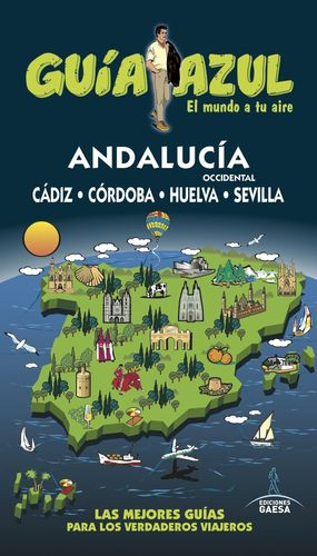 ANDALUCIA OCCIDENTAL (GUIA AZUL) (2016)