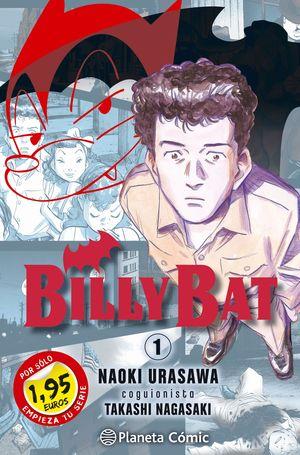 BILLY BAT Nº 01 1,95