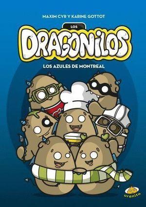 LOS DRAGONILOS LOS AZULES DE MONTREAL