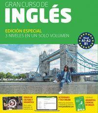 GRAN CURSO DE INGLÉS- EDICIÓN ESPECIAL (3CD+ DVD)