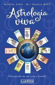 ASTROLOGIA VIVA LIBRO + CARTAS