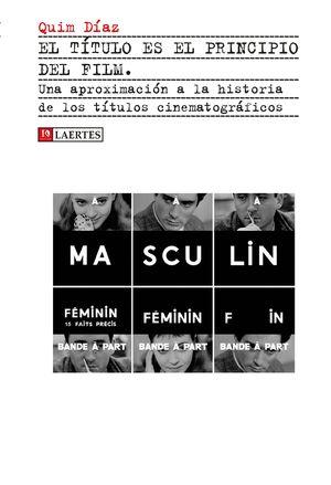 EL TÍTULO ES EL PRINCIPIO DEL FILM