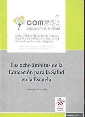 LOS OCHO ÁMBITOS DE LA EDUCACIÓN PARA LA SALUD EN LA ESCUELA