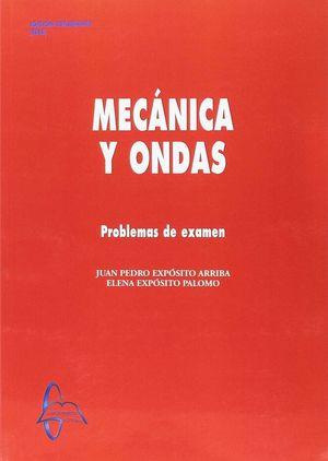 MECÁNICA Y ONDAS. PROBLEMAS DE EXAMEN