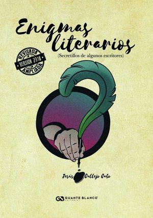 ENIGMAS LITERARIOS (EDICIÓN 2018)
