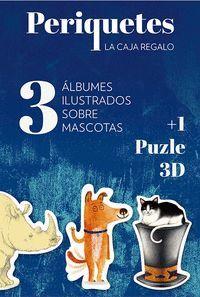 PERIQUETES (LA CAJA REGALO) + 1 PUZZLE 3D