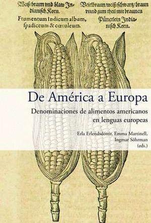 DE AMÉRICA A EUROPA
