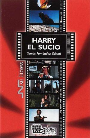 HARRY EL SUCIO (DIRTY HARRY). DON SIEGEL (1971)