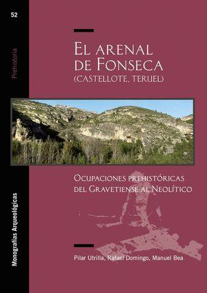 EL ARENAL DE FONSECA (CASTELLOTE, TERUEL)