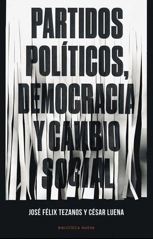 PARTIDOS POLITICOS DEMOCRACIA Y CAMBIO SOCIAL