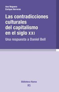CONTRADICCIONES CULTURALES DEL CAPITALISMO EN EL SIGLO XXI