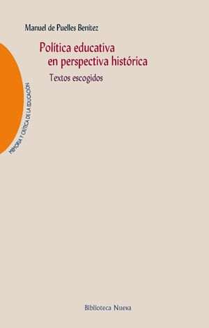 POLITICA EDUCATIVA EN PERSPECTIVA HISTORICA
