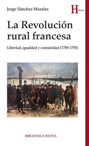 LA REVOLUCION RURAL FRANCESA