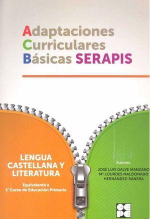 ADAPTACIONES CURRICULARES BASICAS SERAPIS LENGUA Y LITERATURA