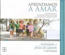 APRENDAMOS A AMAR 1 EP ACTIVIDADES Y FICHAS ALUMNO