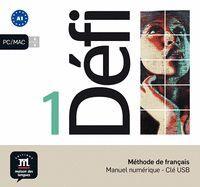 DÉFI 1 (USB) METHODE DE FRANCAIS A1