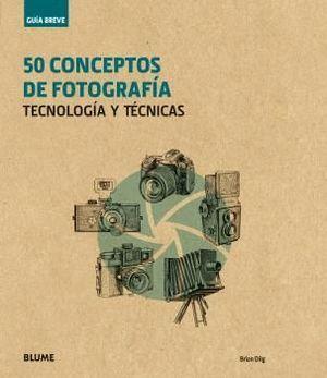 50 CONCEPTOS DE FOTOGRAFIA
