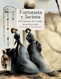 FORTUNATA Y JACINTA (ILUSTRADO ESTUCHE 2VOL.)