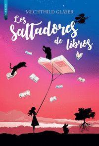 LOS SALTADORES DE LIBROS