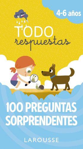 TODO RESPUESTAS. 100 PREGUNTAS SORPRENDENTES