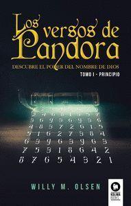 LOS VERSOS DE PANDORA (TOMO I PRINCIPIO)