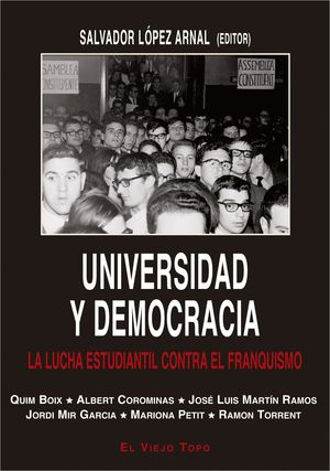 UNIVERSIDAD Y DEMOCRACIA