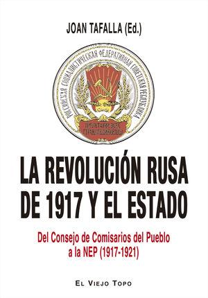 LA REVOLUCIÓN RUSA DE 1917 Y EL ESTADO