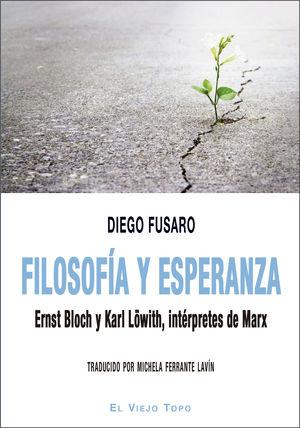 FILOSOFÍA Y ESPERANZA