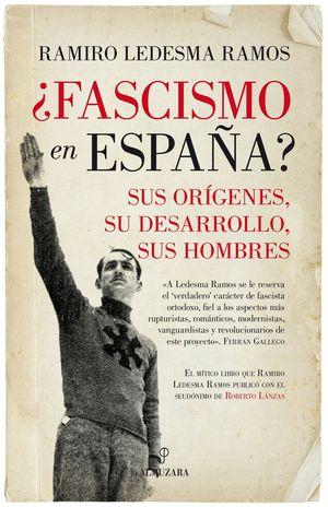 FASCISMO EN ESPAÑA?