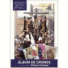 ALBUM CROMOS DE LA SEMANA SANTA