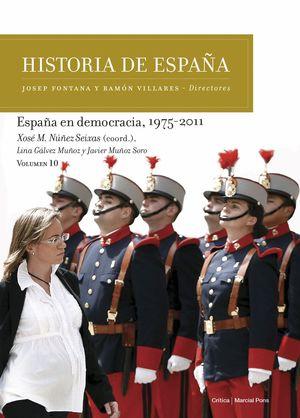HISTORIA DE ESPAÑA VOLUMEN 10