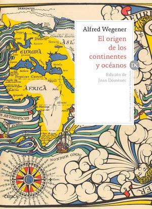EL ORIGEN DE LOS CONTINENTES Y OCEANOS