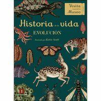 HISTORIA DE LA VIDA, EVOLUCION