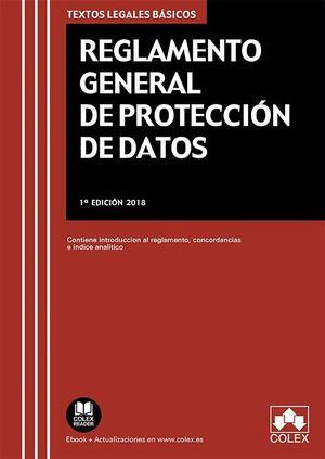 REGLAMENTO GENERAL DE PROTECCIÓN DE DATOS (2018)