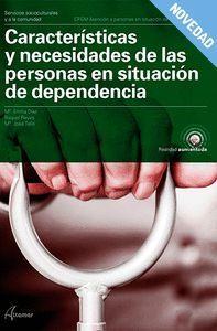 CARACTERISTICAS NECESIDADES PERSONAS SITUACION DEPENDENCIA 18 CCF
