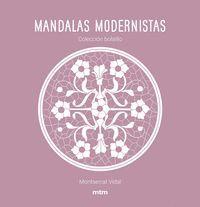 MANDALAS MODERNISTAS