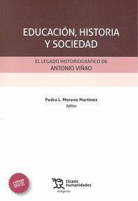 EDUCACION, HISTORIA Y SOCIEDAD