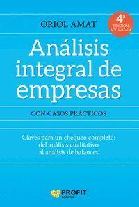 ANALISIS INTEGRAL DE EMPRESAS (4ª ED.)