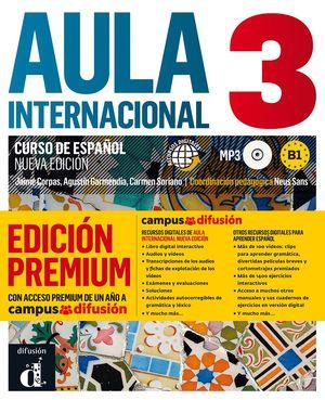AULA INTERNACIONAL 3 EDICIÓN PREMIUM B1