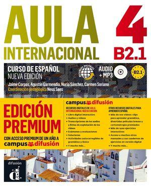 AULA INTERNACIONAL 4 B2,1 EDICIÓN PREMIUM