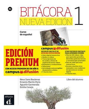BITÁCORA 1 LIBRO DEL ALUMNO EDICION PREMIUM