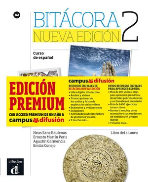 BITÁCORA 2 EDICIÓN PREMIUM