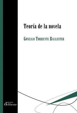 TEORIA DE LA NOVELA