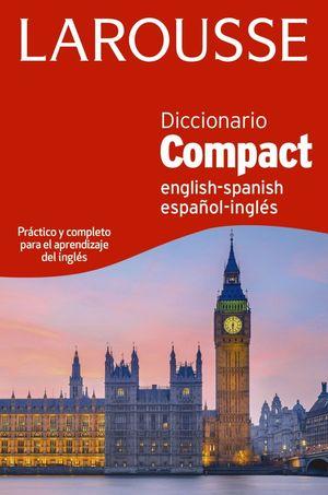 DICCIONARIO COMPACT ENGLISH-SPANISH / ESPAÑOL-INGLÉS 2018
