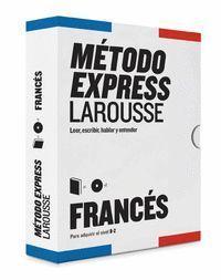MÉTODO EXPRESS FRANCÉS LAROUSSE
