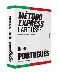 MÉTODO EXPRESS PORTUGUÉS LAROUSSE
