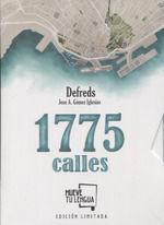 1775 CALLES EDICIÓN LIMITADA (ESTUCHE)
