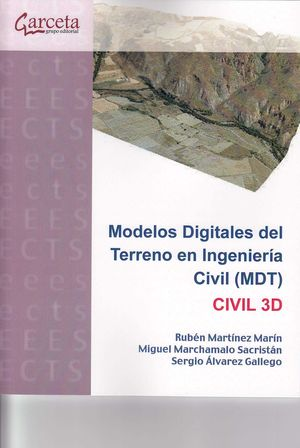 MODELOS DIGITALES DEL TERRENO EN INGENIERIA CIVIL (MDT) CIV